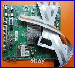 TV Main Video Board Mainboard w Cables 3642-0872-0150