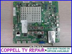 Vizio Xvt373sv Main Board 3637-0592-0150 3637-0592-0395, $40 Credit For Old Dud